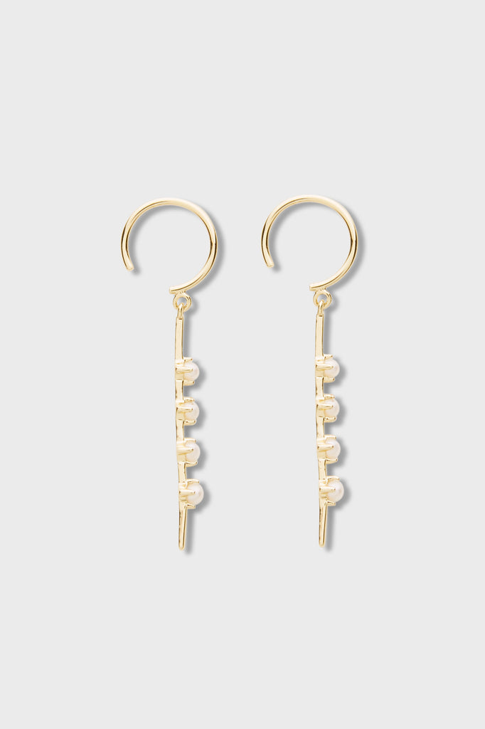 Fine Franklin Earrings