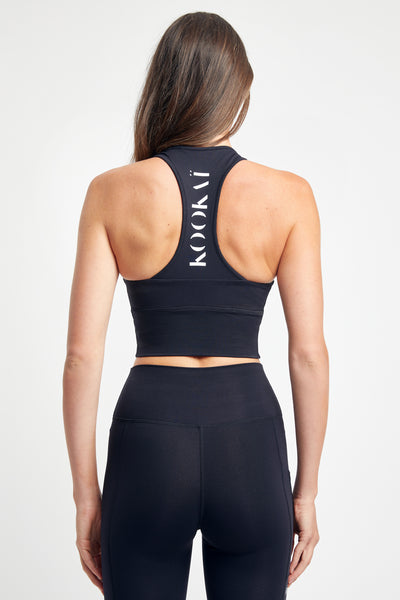 Stencil Active Racer Top