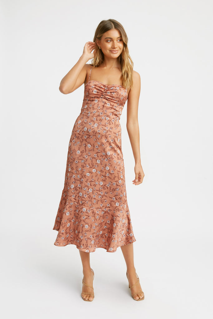 kookai categorypath:Printed  searchable:floral  searchable:printed  categorypath:Midi  searchable:midi   searchable:wedding  searchable:formal  searchable:event dresses
