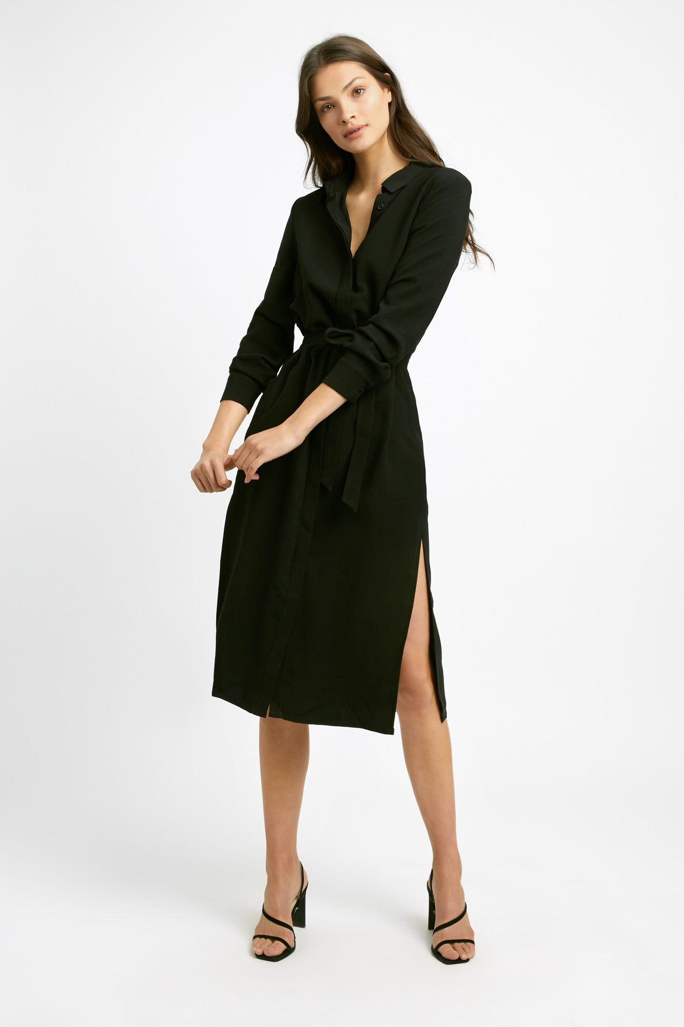 Montmartre Shirt Dress