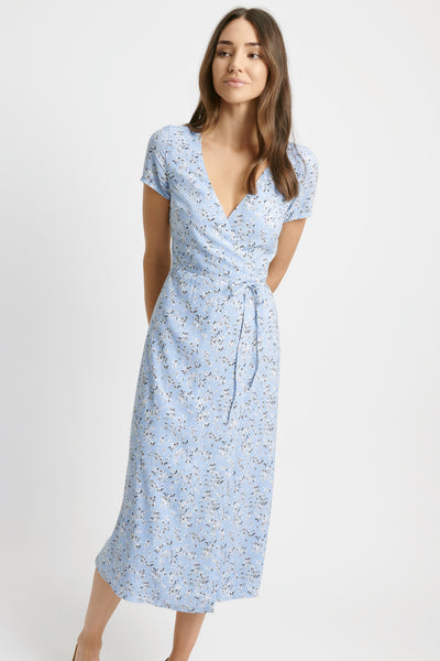 Hendrix Wrap Dress