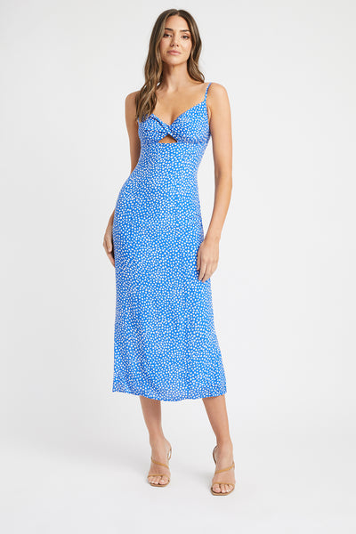 Karlie Midi Twist Dress