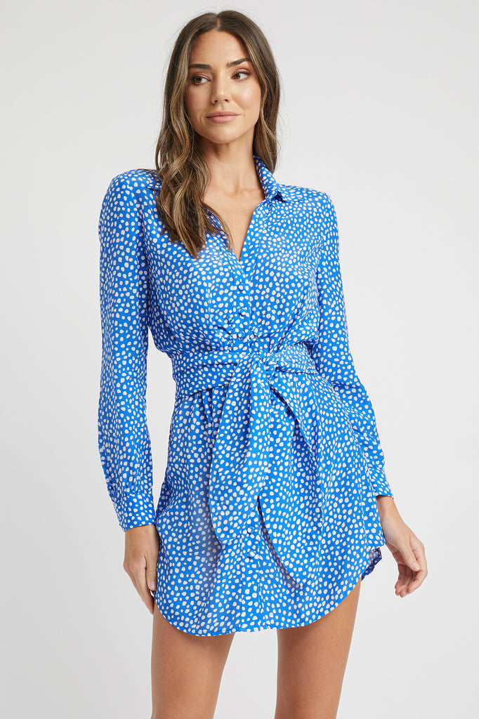 Karlie Shirt Dress