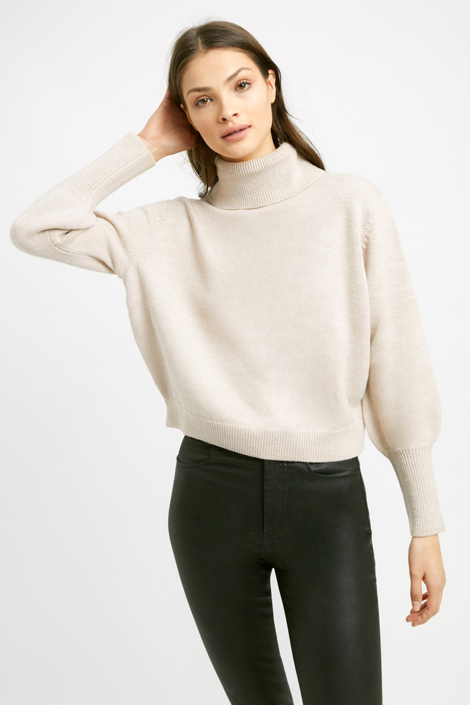 Autumn Turtle Neck Jumper