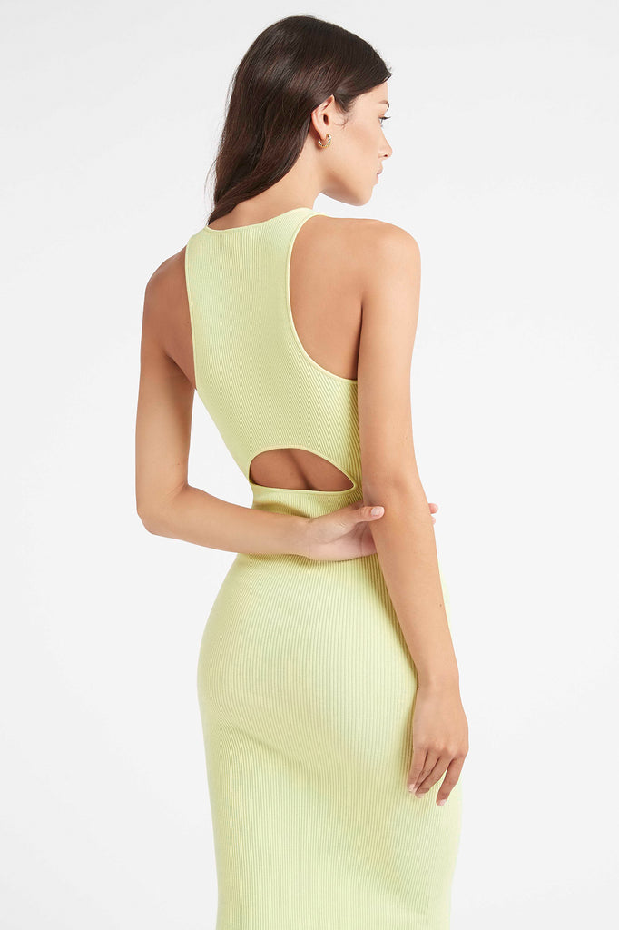 Lola Luna Cut Out Dress