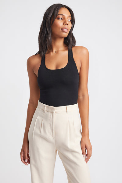 Malone Cross Back Top