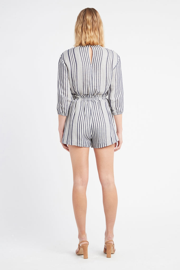 Torrence Stripe Playsuit