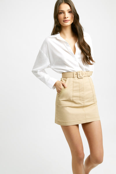 Serendipity Mini Skirt