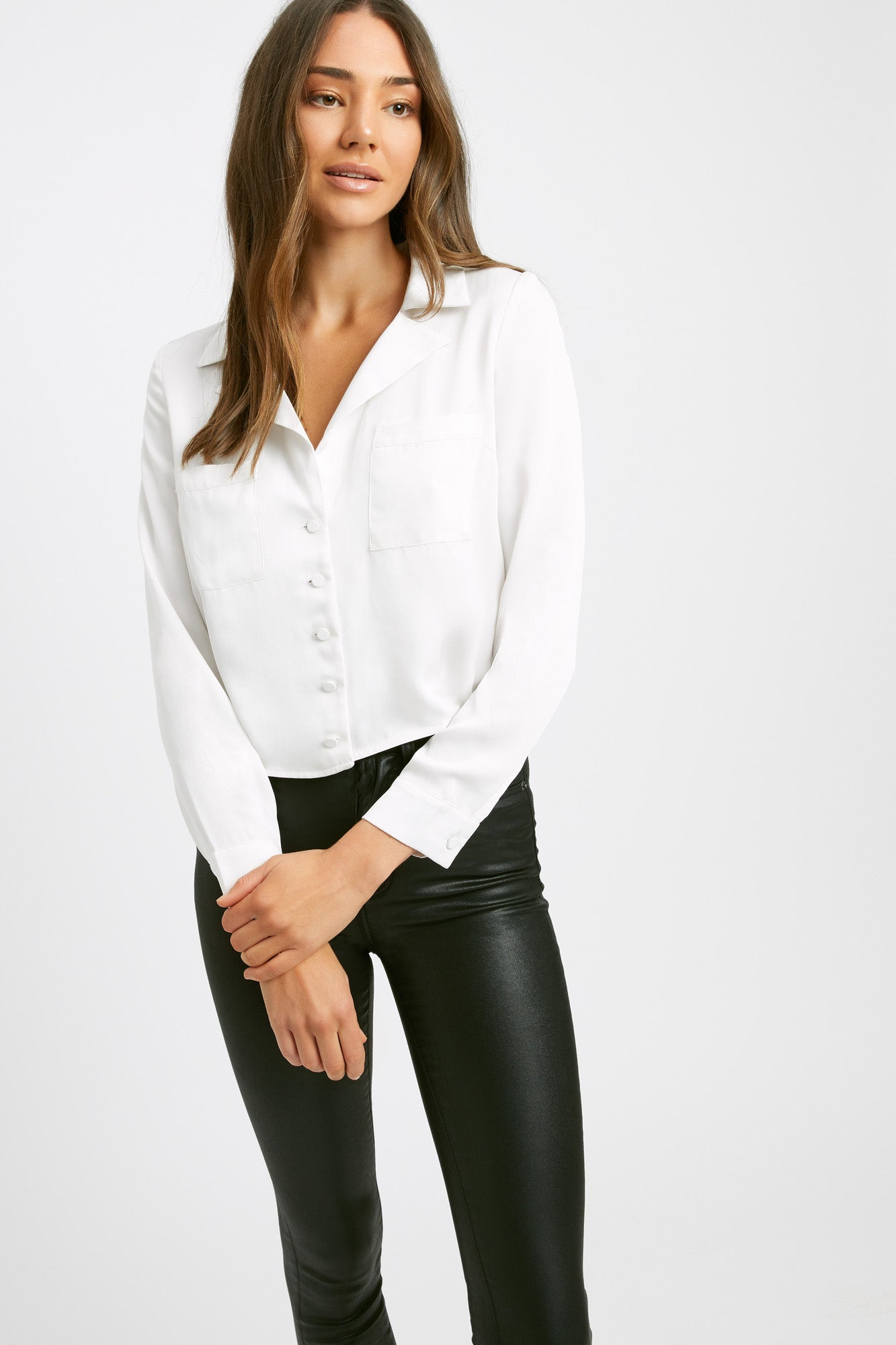 Pearl Pocket Shirt