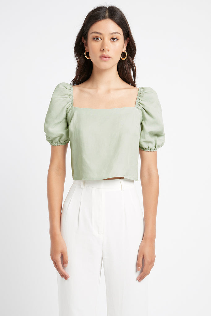 Shoreline Tie Back Top