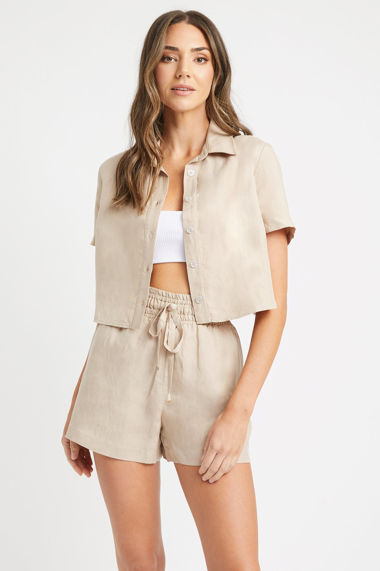 Shoreline Boxy Shirt