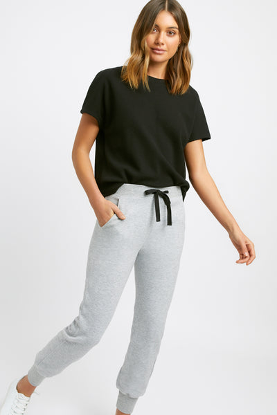 Contrast Track Pants