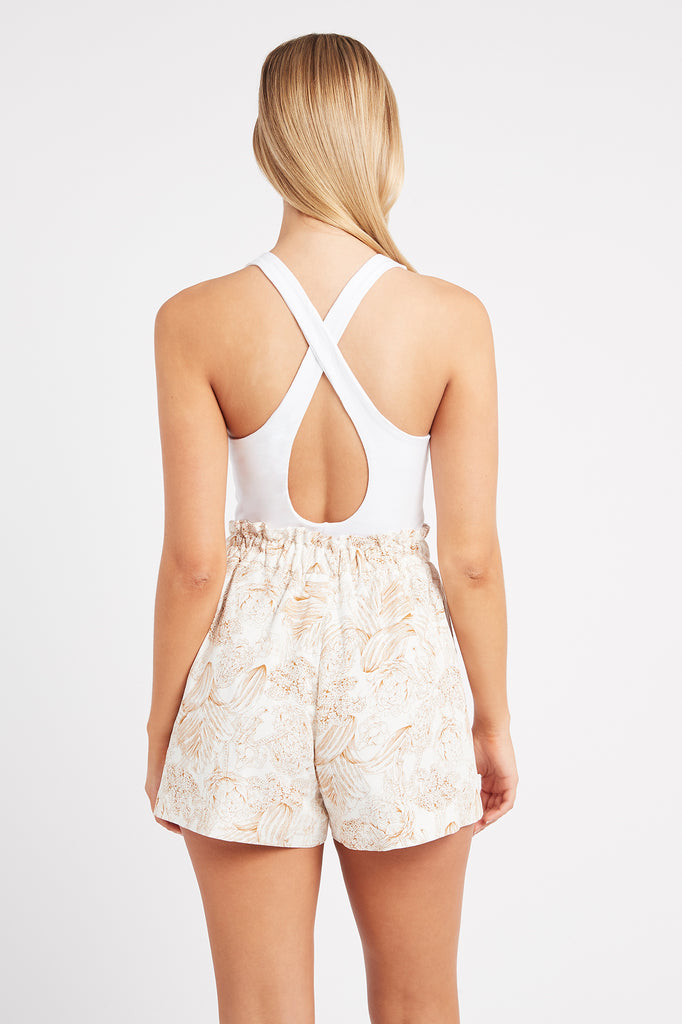 Gretel Cross Back Tank