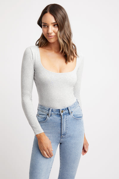 Riley Scoop Top