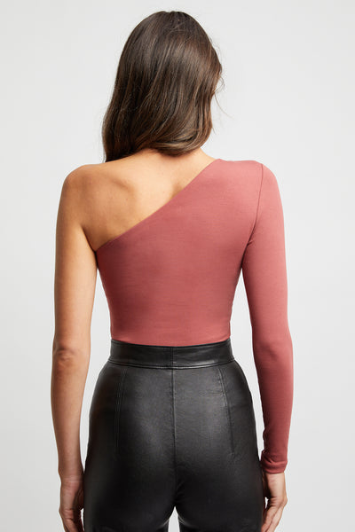 Queenie One Shoulder Top