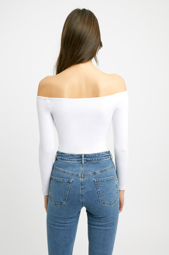 Bastille Off Shoulder Top