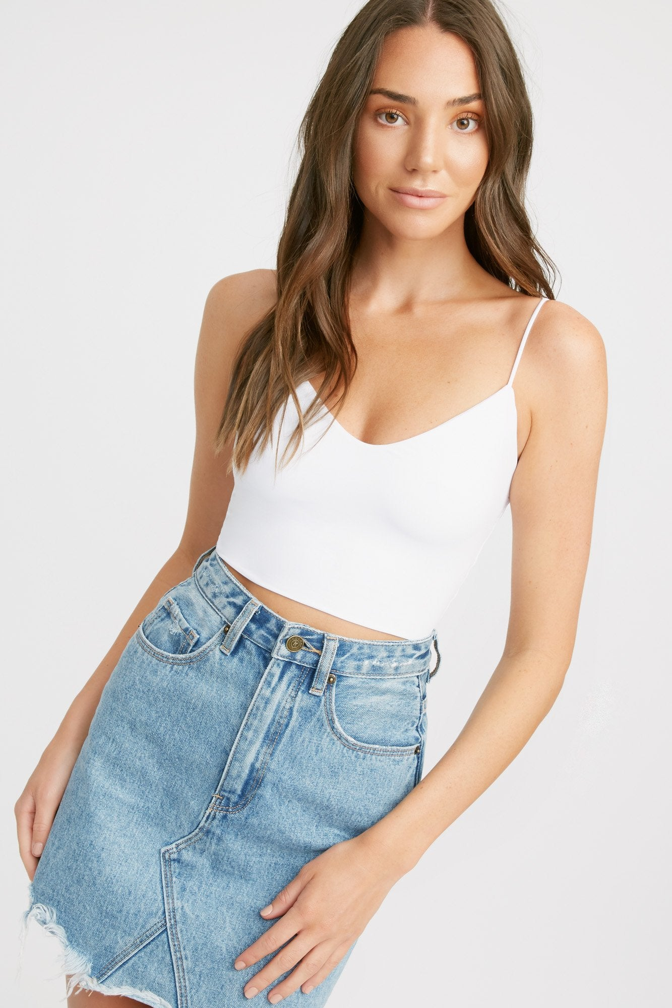 Angela Crop Top