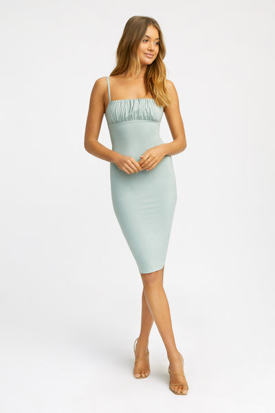 kookai solid searchable:knee length searchable:evening  searchable:formal  searchable:cocktail dresses