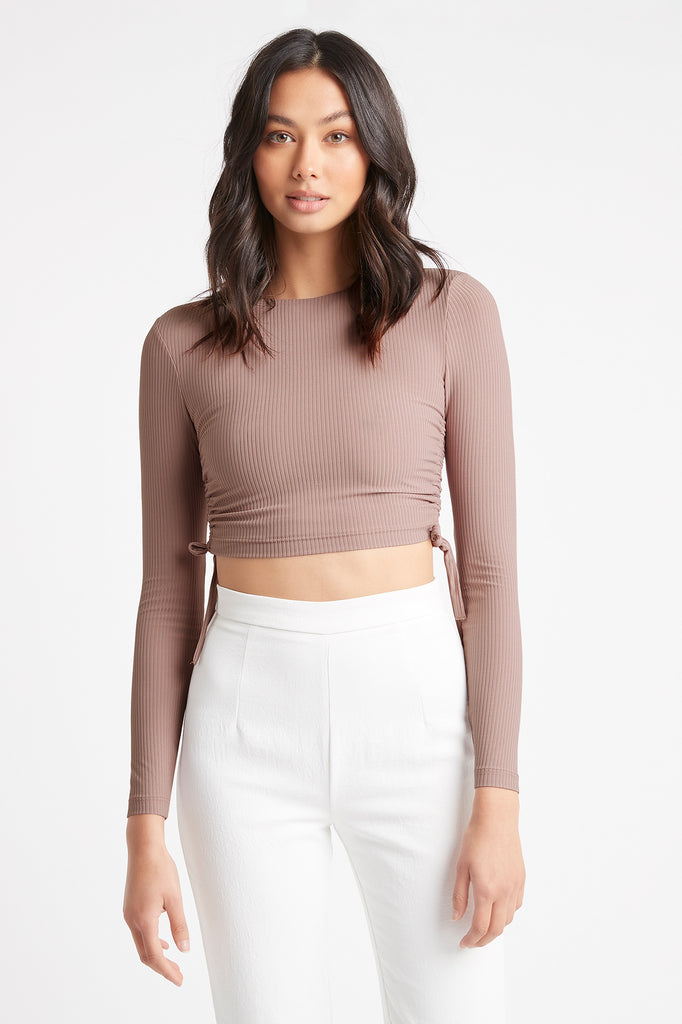 Jaana Crop Top