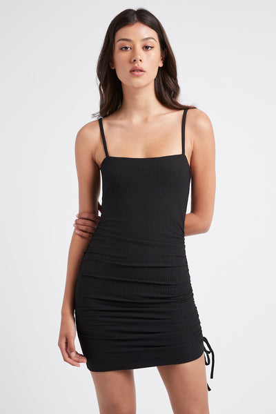 Nina Strappy Mini Dress