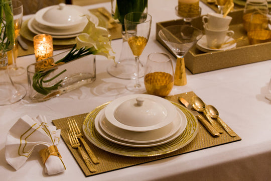How to set your table with grace