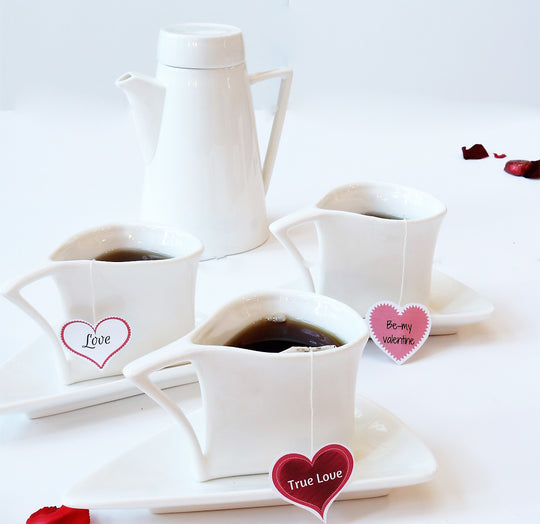 Lovely Tags for your Lovely Tea set (Free Printable)