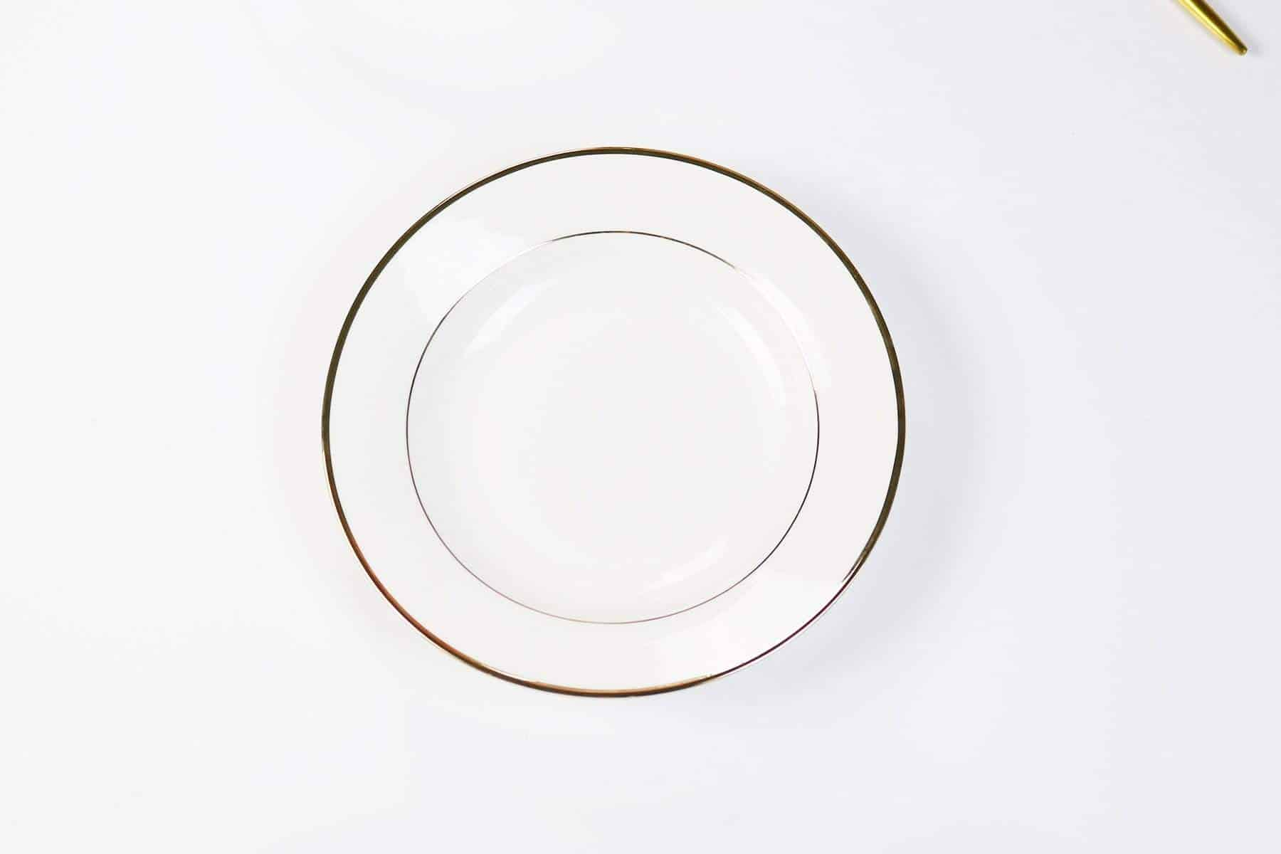 Classic Soup Plate-Set of 4