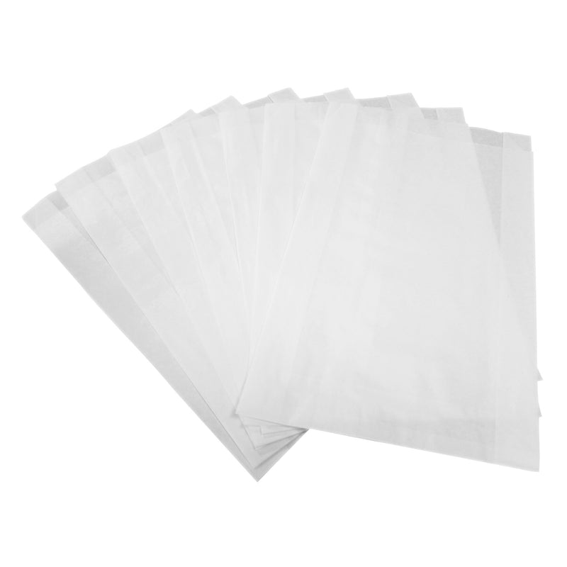 De Luxe Giant Dry Waxed Sandwich Bags;Pack of 1,000