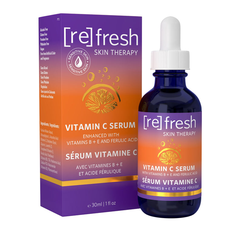 Refresh Skin Therapy Vitamin C Serum