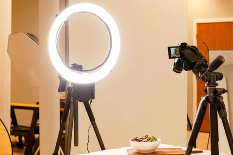 ringlightus 18 inch ring light perfect for shooting high quality photo