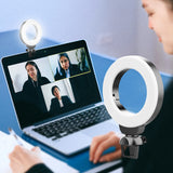 4-inch Ring Light for Laptop and Webcam