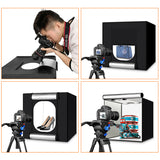 Ringlightus folding light box 06