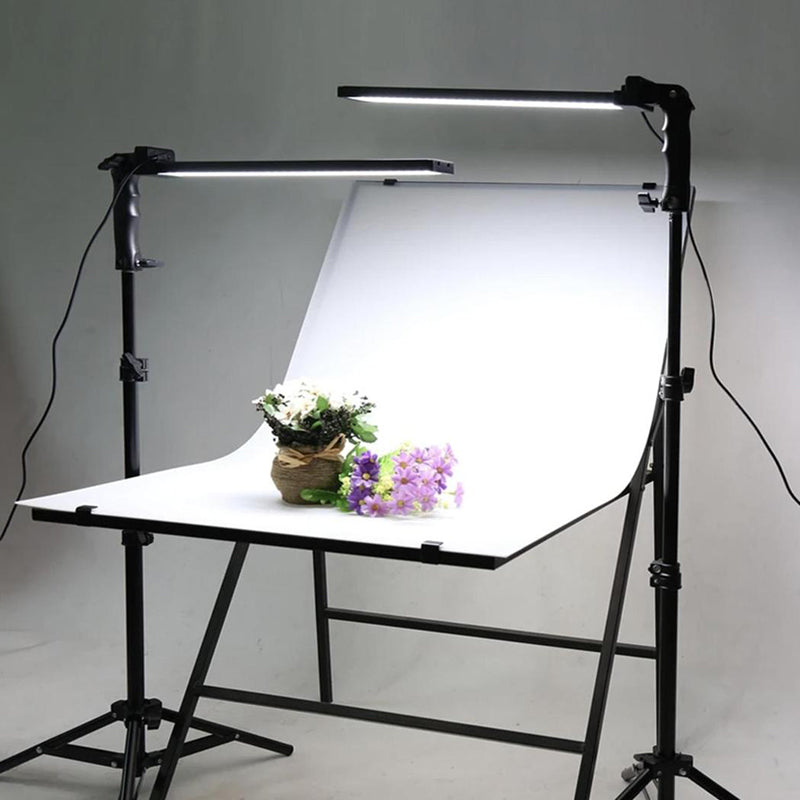 Ringlightus led light panels with stands 03