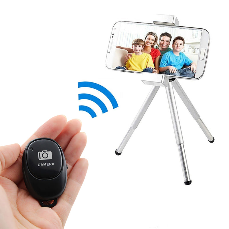Ringlightus wireless bluetooth remote controller for smartphones 04