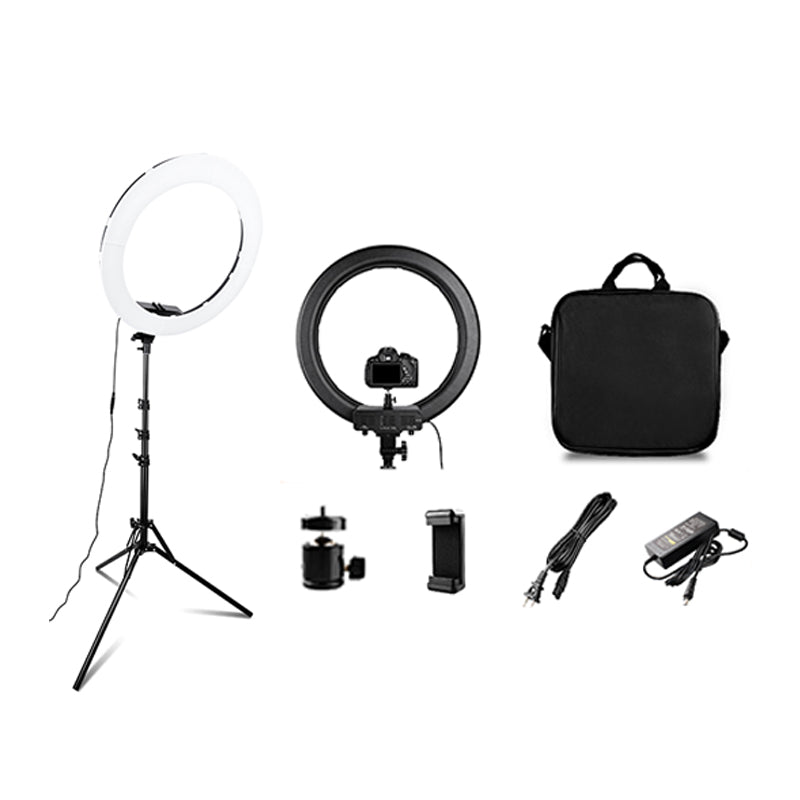 ringlightus 14 inch ring light package included