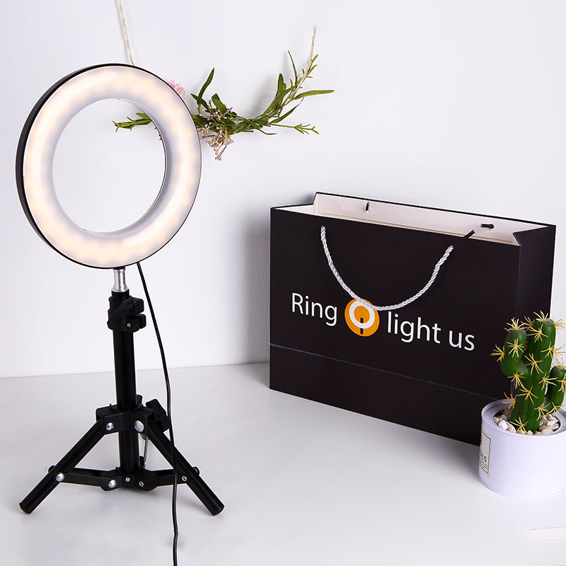 ringlightus 8 inch ring light for ring light and packaging bag