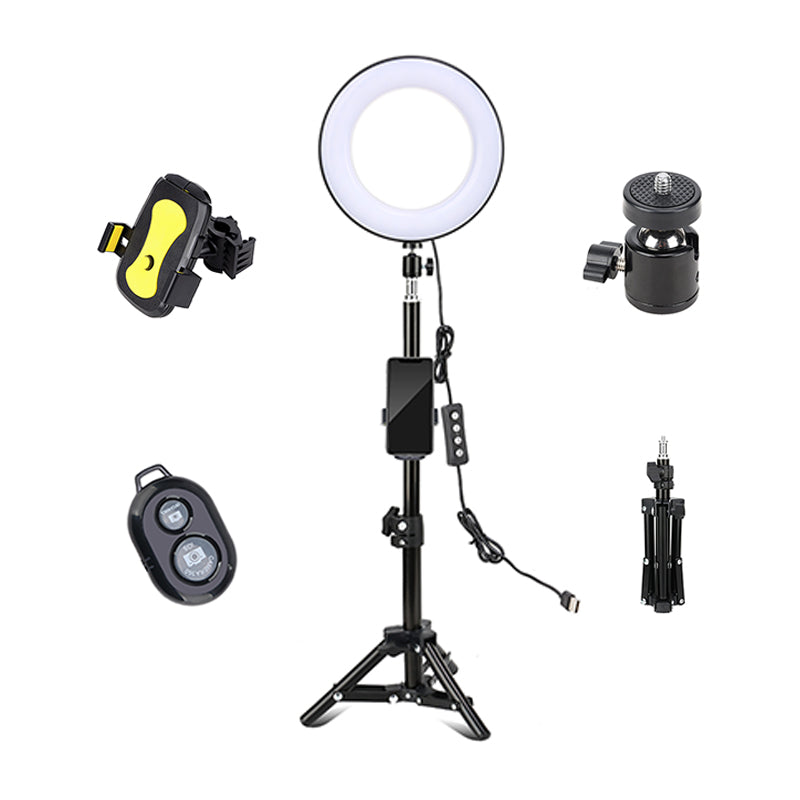 ringlightus product 8 inch ring light package included