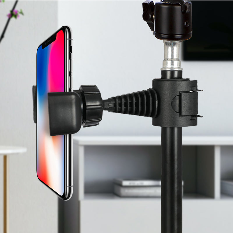 ringlightus phone holder for tripods 02