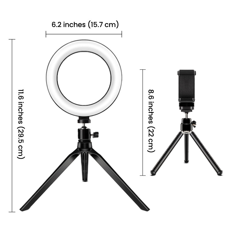 ringlightus portable ring light for desktop 05