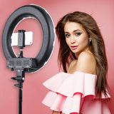 ringlightus 14 inch ring light get perfect fill light effect for photograph