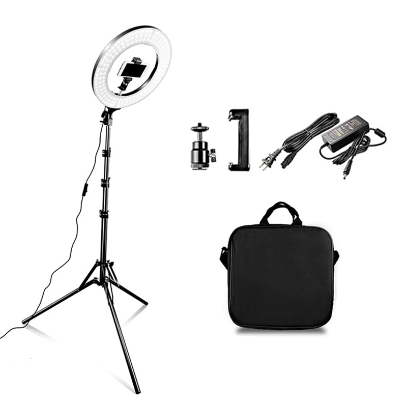 14-inch LED Ring Light with Stand