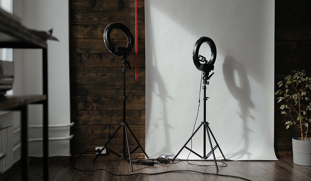 ringlightus 12 inch ring light  for product professional photography tool 13