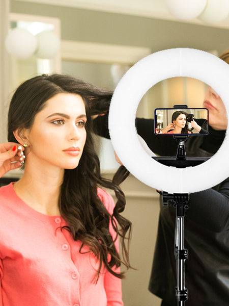 ringlightus 18 inch ring light for beauty portrait photography