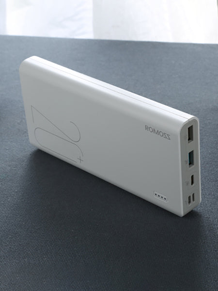 Ringlightus charge 20000mAh portable charger 13