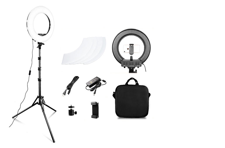 ringlightus 12 inch ring light  with package included 10