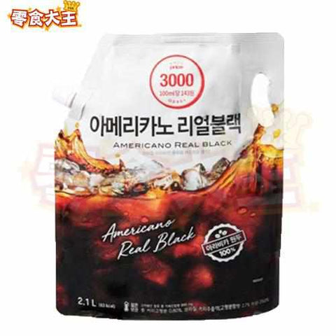Only Price Americano Real Black 美式咖啡 2.1L (8808024029036)