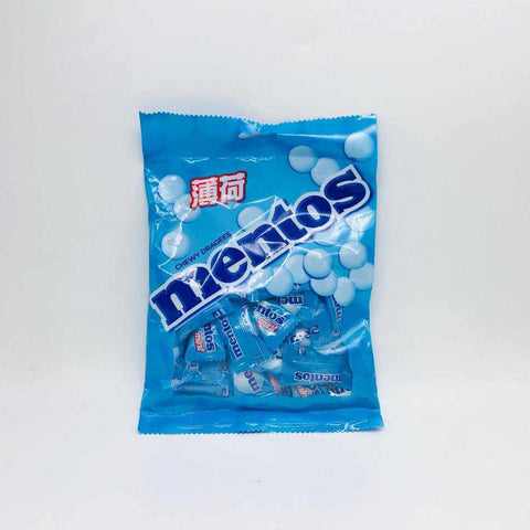 mentos Chewy Dragees mins 薄荷萬樂珠 97.2g (8990800003870)