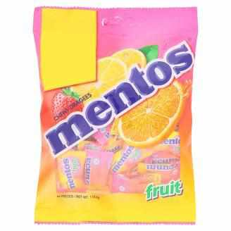 Mentos - Chewy Dragees Mini Fruit Flavour  97.2g ( 36粒獨立包裝 )