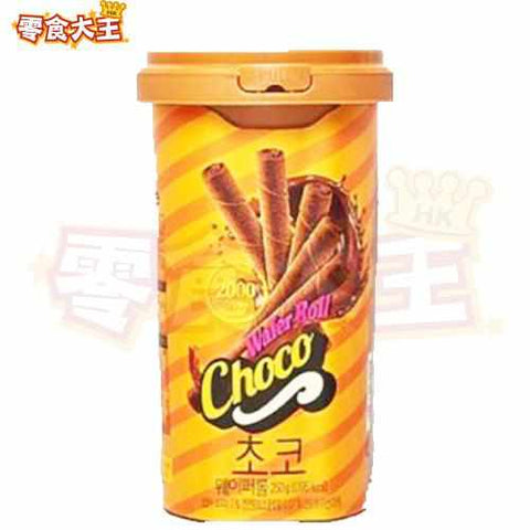 Only Price 朱古力威化卷 Chocolate Wafer Roll 250g (8998389262015)