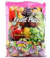 Fruit Plus 菓超軟糖 水果超軟糖 500g (約150粒) (9556173385198)